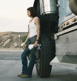 Michelle Monaghan in Trucker