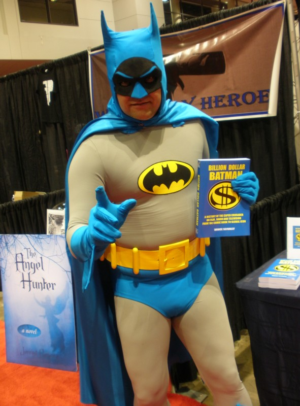 Fat Batman at C2E2 in Chicago