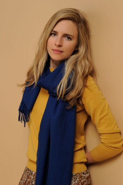 Actress Brit Marling