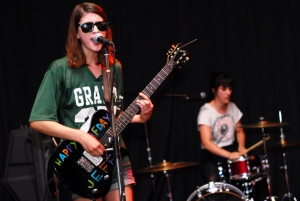 Colleen Green is performing at SXSW