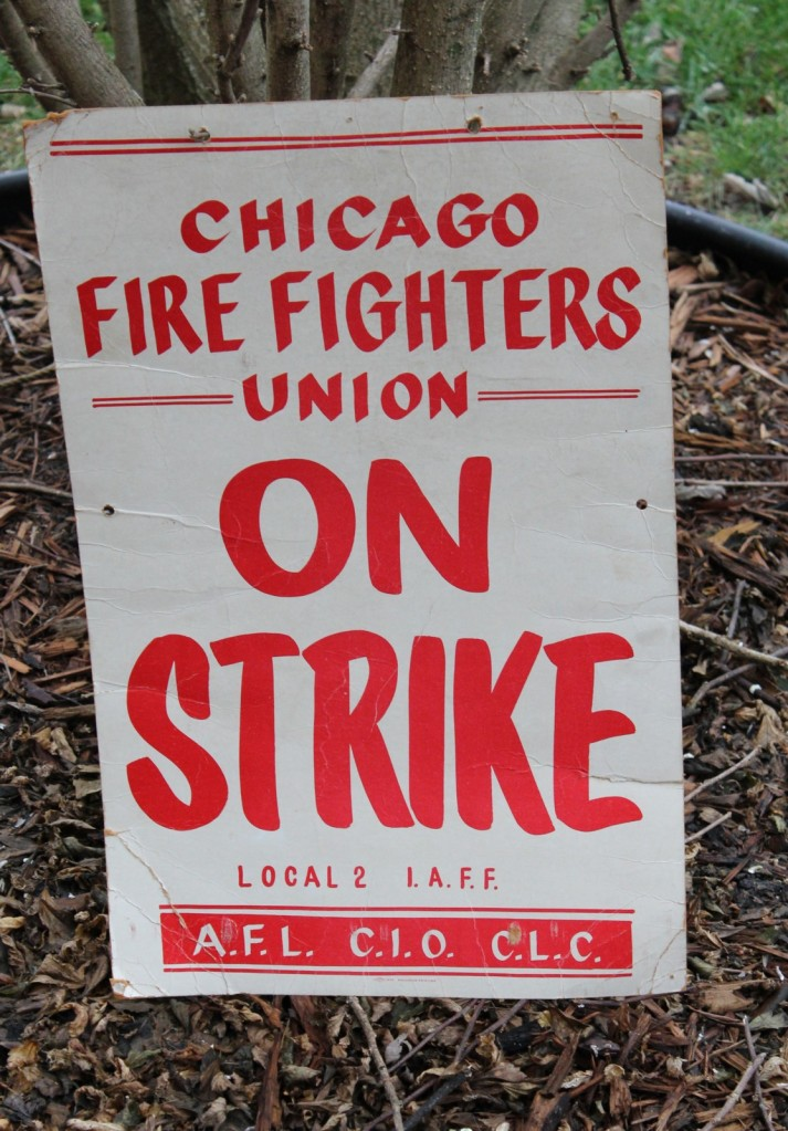 Chicago Firefighters Strike