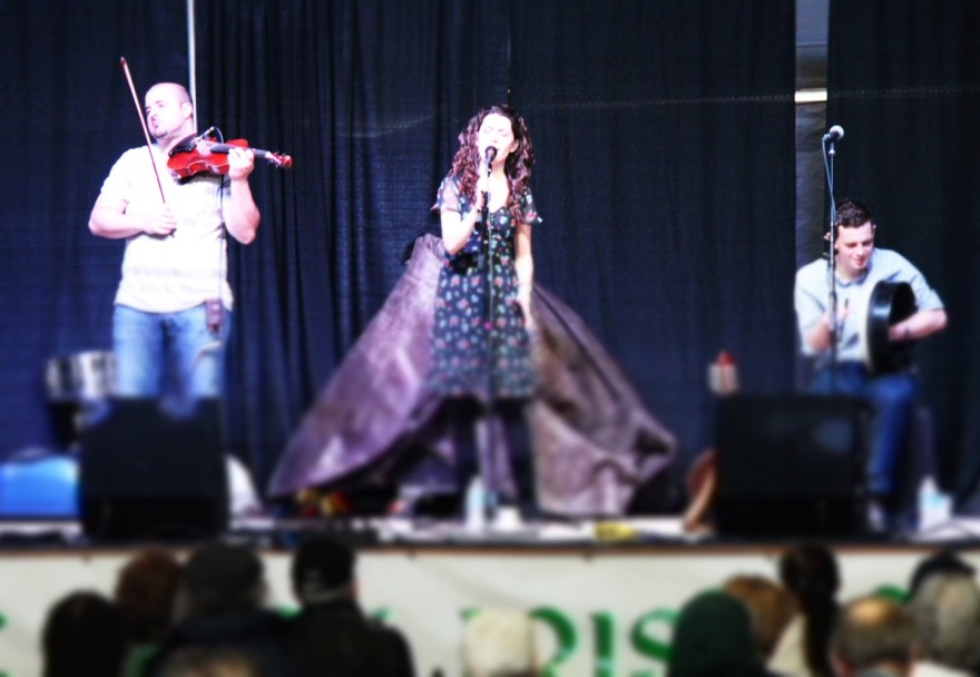 Runa at Irish Fest Gaelic Park