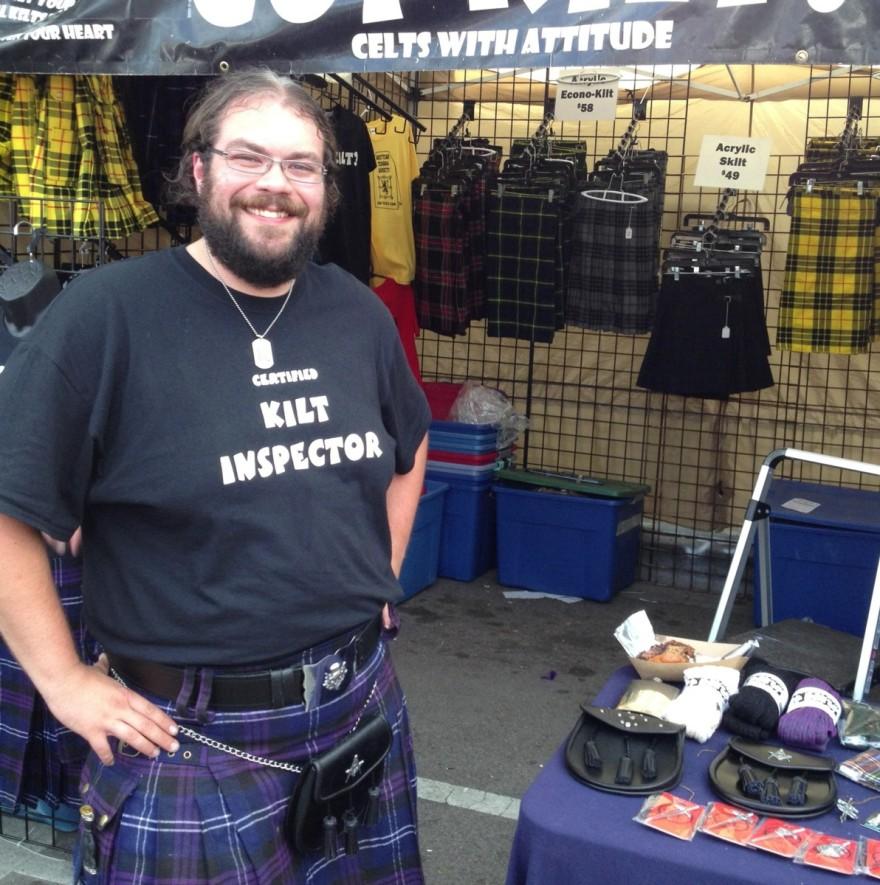 Celts at Pride Fest