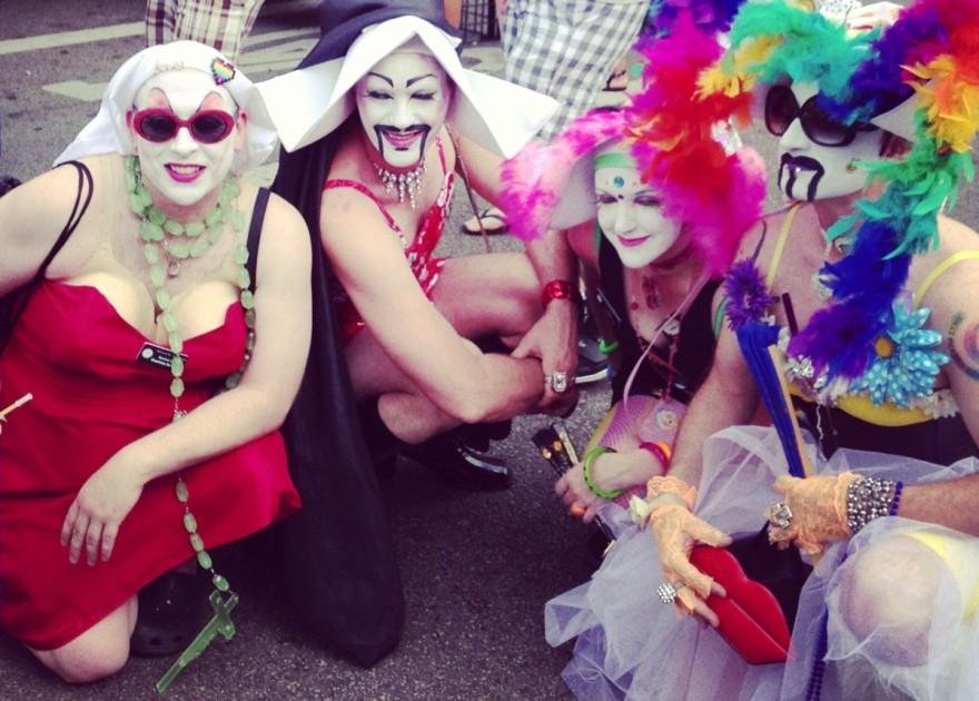 Chicago Pride Fest 2013