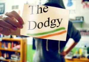 The Dodgy blog