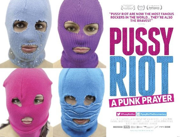 HBO documentary Pussy Riot A Punk Prayer