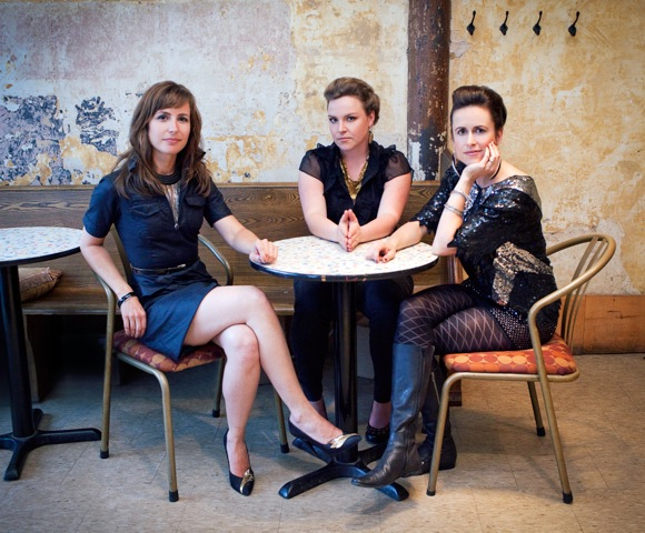 Good Lovelies band Interview picture