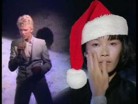 WXRT pens Christmas China Girl