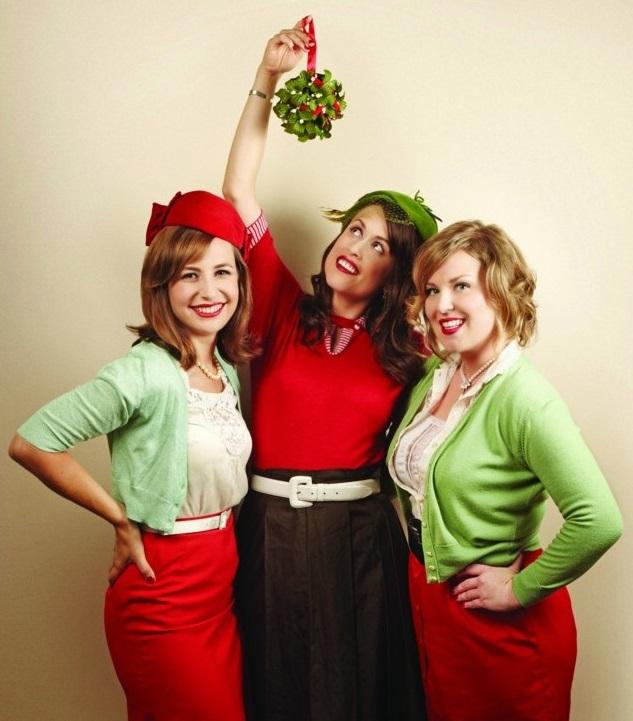 The Good Lovelies Under The Mistletoe
