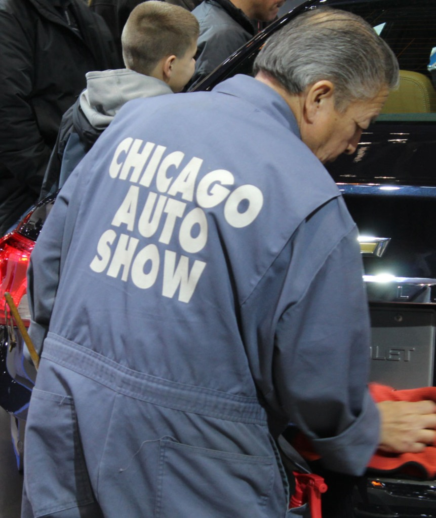Auto Show Fashion Chicago