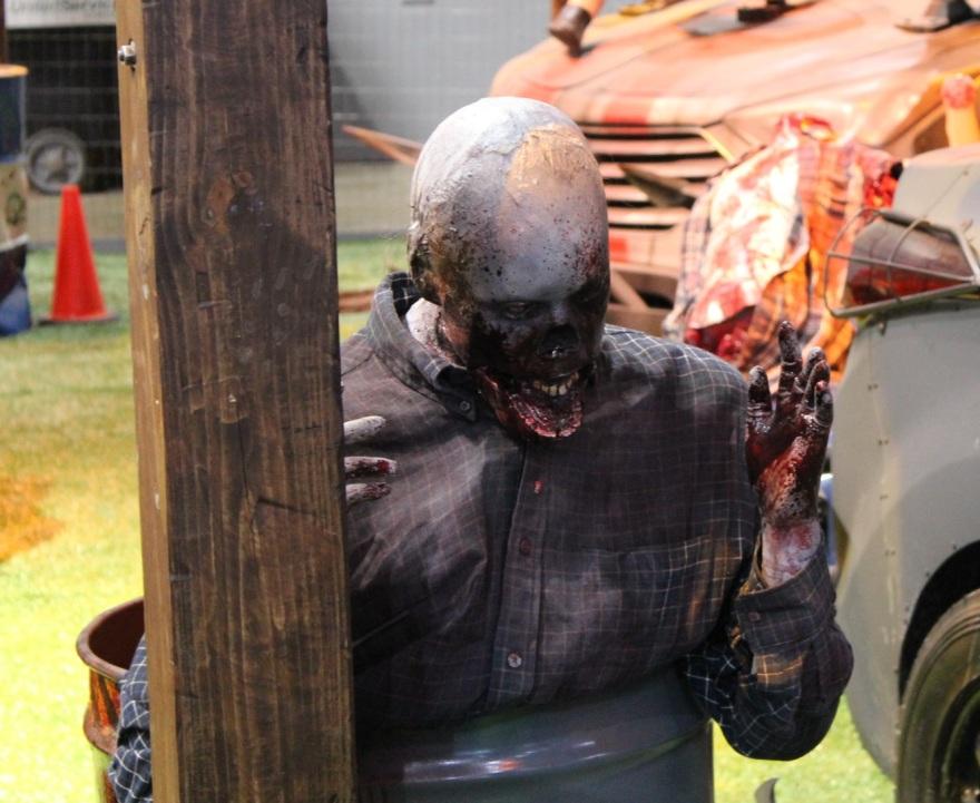 Auto Show Zombie picture
