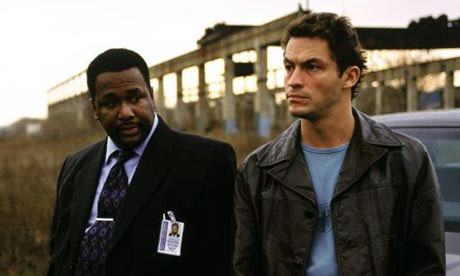 casting True Detective Season Three with McNulty and Bunk