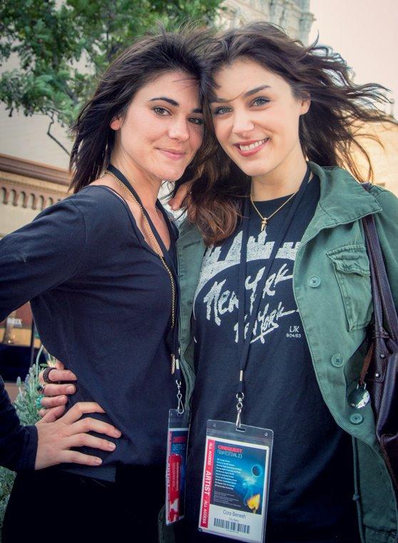 Jillian Leigh and Cora Benesh image