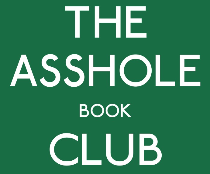 The Asshole Book Club image